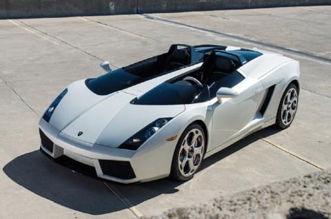 Lamborghini Concept S Dilelang Rp18 Miliar