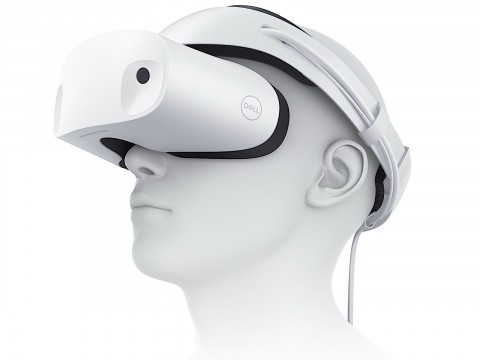 Visor, Headset Mixed Reality Pertama Buatan Dell