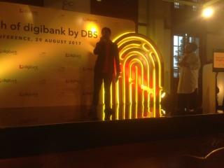 Bank DBS Resmi Luncurkan Digibank di Indonesia