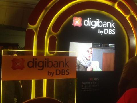 DBS Bidik 3,5 Juta Nasabah Digibank