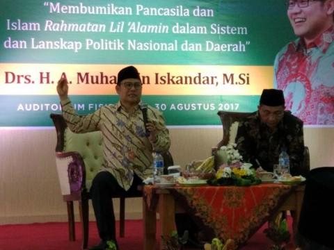 <i>Islam dan Politik Mustahil Dipisahkan</i>