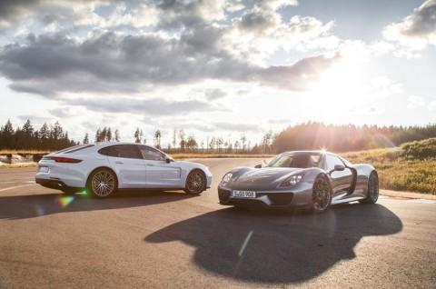 Porsche 'Kubur' Transmisi Manual