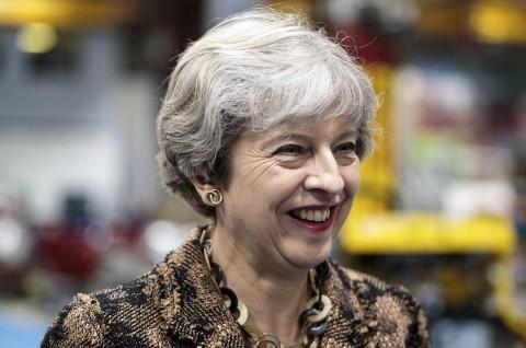 PM Inggris Bantah Laporan Dirinya Hendak Mengundurkan Diri