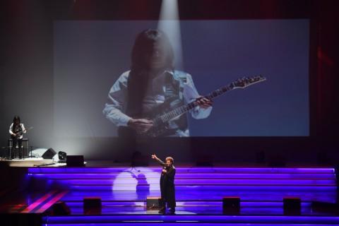 Achmad Albar Berharap Grup Rock Muda Mendapat Kesempatan Lebih