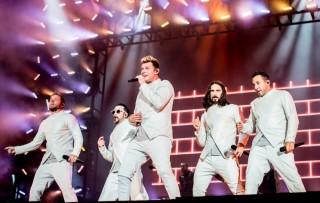 Backstreet Boys Tertarik Garap Album Baru dengan Diplo dan The Chainsmokers