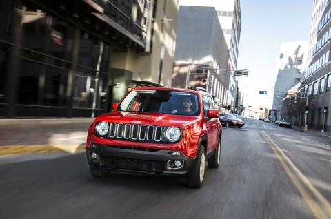 Jeep Renegade Terbaru, Fitur Makin Yahud