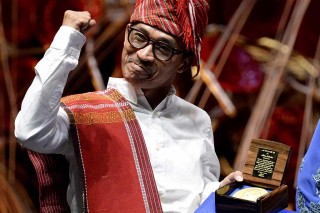 Abdon Nababan Terima Penghargaan Ramon Magsaysay Award