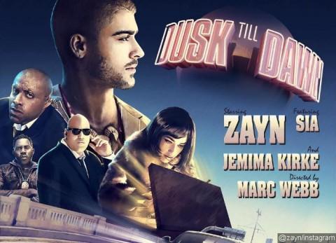 Zayn Malik Umumkan Lagu Baru Kolaborasi dengan Sia