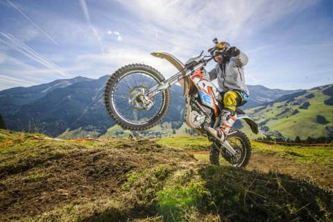 Kenalkan,  Freeride E-XC, Motor Trail Listrik dari KTM