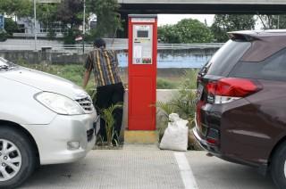 Tarif Parkir di Tangerang Selatan Menyamai Jakarta