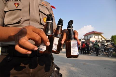 Pelempar Bom Molotov di Kedubes Myanmar Masih Dicari