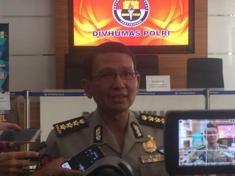 Polri: Penyerangan di Kedubes Myanmar Kejahatan Serius