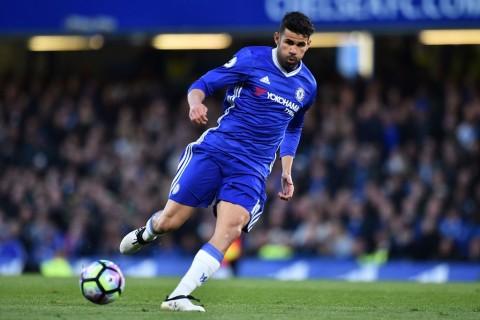 Diego Costa Tak Dibawa Chelsea ke Liga Champions