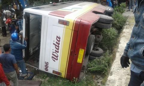 Kecelakaan Maut di Cagak Subang, Tiga Tewas