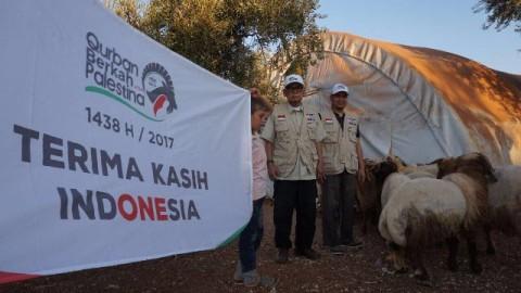 Delegasi Kemanusiaan Indonesia KNRP Tembus Aleppo