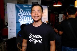 Ernest Prakasa akan Gelar Layar Tancap Film Susah Sinyal di Sumba