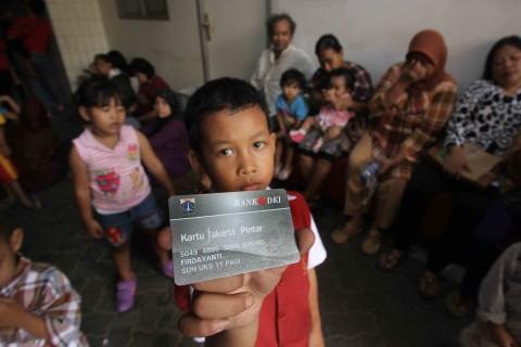 Penerima KJP Bisa Belanja Murah di Jakgrosir