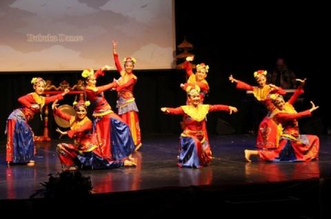 Indonesian Cultural Night Pukau Masyarakat Bekescaba Hongaria