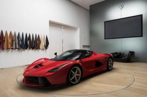 Ferrari Siap Lelang Prorotipe LaFerrari, Mahar Rp15,7 Miliar