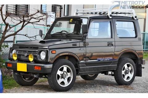 700 Tips Modifikasi Mobil Suzuki Katana Gratis Terbaru