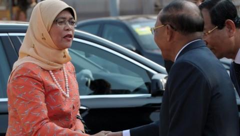 Perjalanan Karier Halimah Yacob Hingga Jadi Presiden Singapura