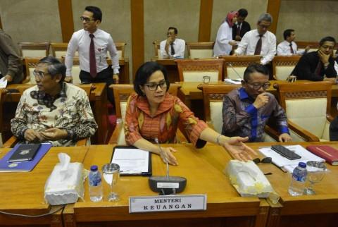 Sri Mulyani Ajukan Anggaran Belanja Kemenkeu Rp28 Triliun di 2018
