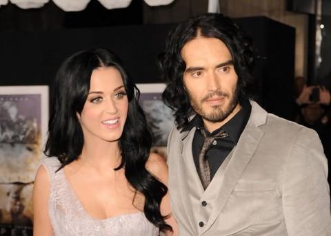 Russel Brand Ingin Berdamai dengan Katy Perry