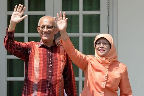 Presiden Baru Singapura: Saya Presiden untuk Semua Orang