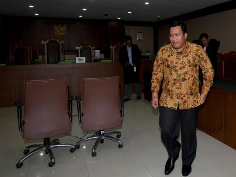 Bekas Anak Buah Nazaruddin Divonis 3 Tahun Bui