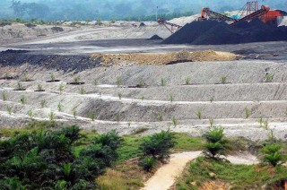 Pemkab Hulu Sungai Tengah Berkomitmen Menolak Tambang dan Sawit