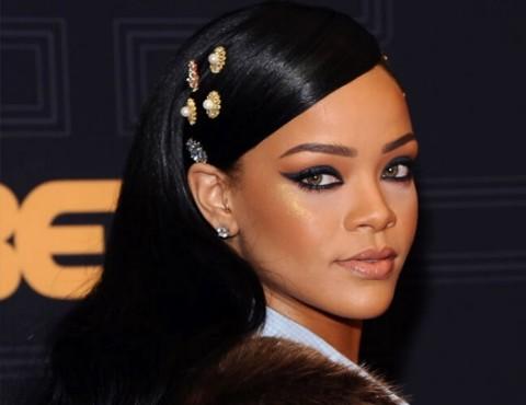 Tren Make Up Baru Rihanna