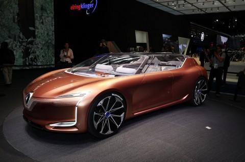 Renault Symbioz Concept, Hasil Karya Insinyur dan Arsitek