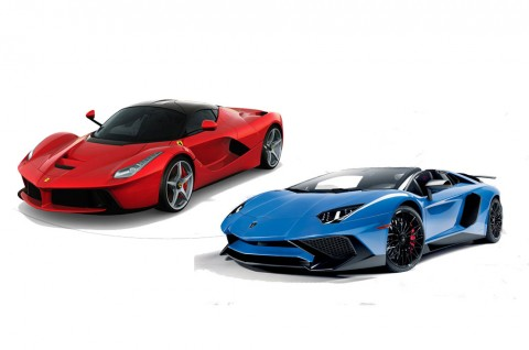 Lamborghini dan Ferrari Satu Suara Soal Mobil Listrik