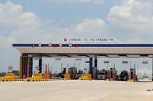 Tol Palembang-Indralaya Siap Beroperasi pada Desember