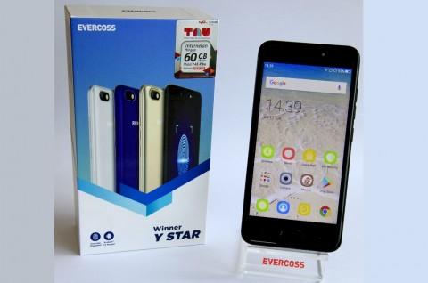 Evercoss Klaim Ponsel Barunya Ini Tahan Banting
