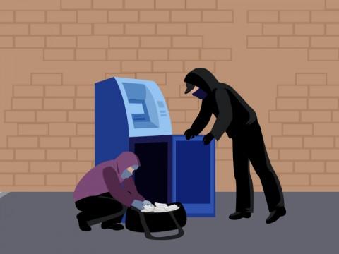 Dua WNA Ditangkap karena Bobol ATM di Buleleng