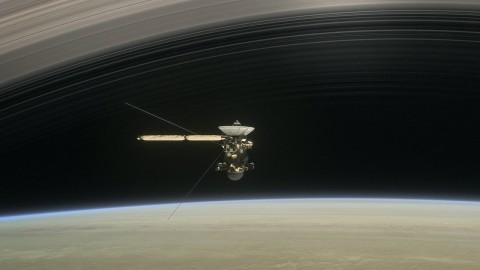 20 Tahun, NASA Akhiri Misi Antariksa Cassini