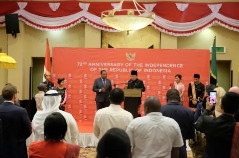 Gema Semangat Investasi dalam Perayaan HUT RI di Tanzania