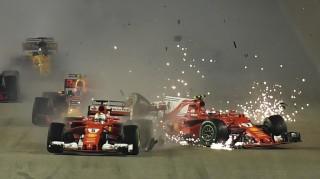 Klasemen Pembalap Usai F1 GP Singapura