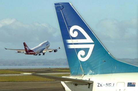 Krisis BBM, Belasan Penerbangan di Selandia Baru Dibatalkan