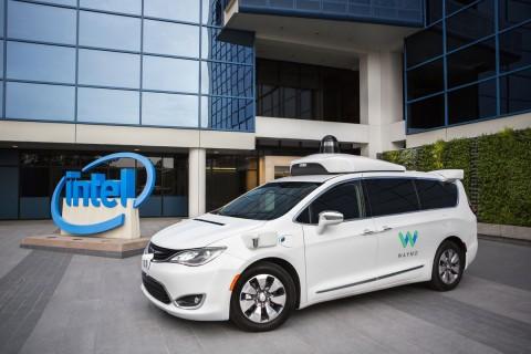 Intel Ingin Mobil Otonom Dirilis Tahun Ini