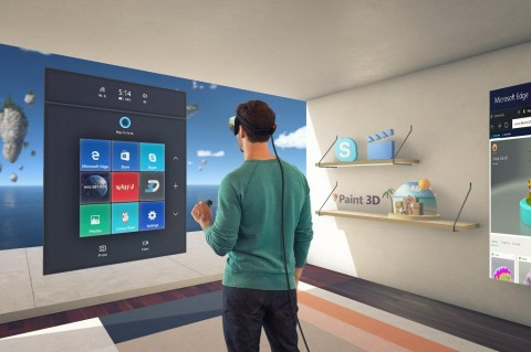 Microsoft Siapkan Acara Windows Mixed Reality Bulan Depan