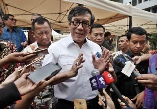 Yasonna: Isu PKI Mimpi di Siang Bolong