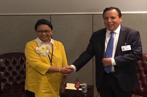 Indonesia dan Tunisia Bahas Persiapan BDF Chapter Tunis
