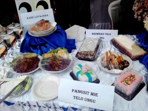 Gebyar Pesona Gunung Kawi Malang, Sajikan Aneka Olahan Telo