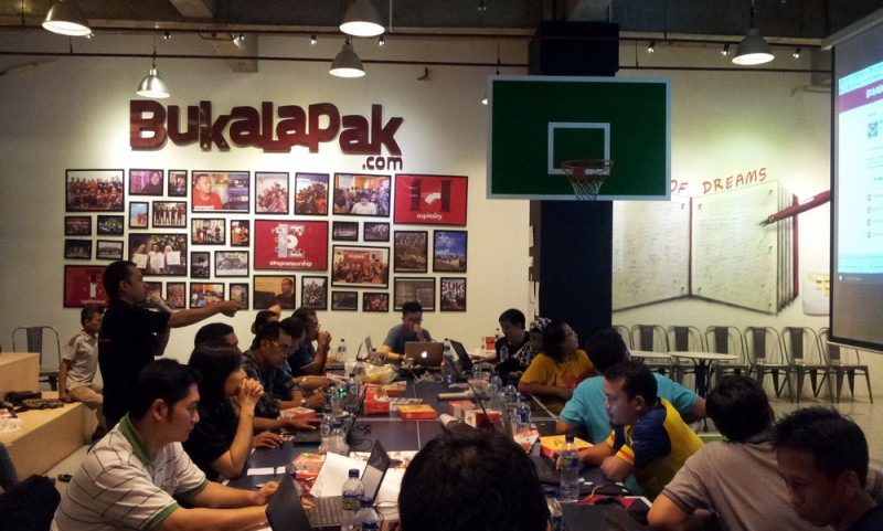 foto: Komunitas Bukalapak