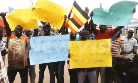 Tolak UU Presidensial, Pedemo Bentrok dengan Polisi Uganda