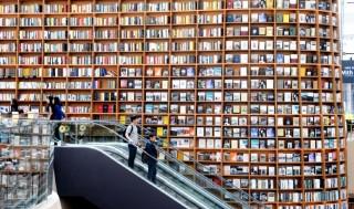 Di Mal Ini Ada Perpustakaan Gratis