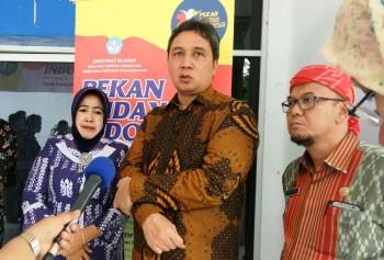 Indonesia Raya 3 Stanza Menggema pada Pekan Budaya Indonesia di Palu