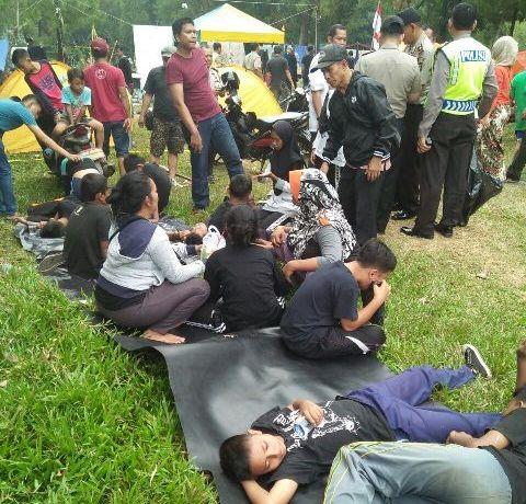 Polisi Tindaklanjuti Insiden Keracunan Pelajar di Cibubur